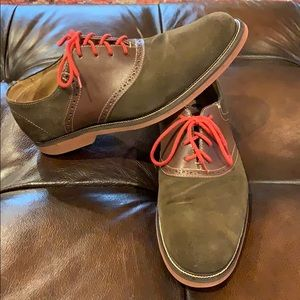 Nordstrom 1901 Brown Dress Casual Shoes